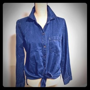 Old Navy | Denim Shirt